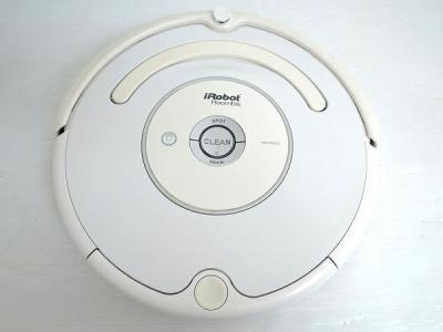 iRobot アイロボット Roomba ルンバ 537 掃除機 ロボットクリーナー ホワイト