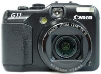 Canon キヤノン PowerShot G11 PSG11 デジタルカメラ コンデジ ブラック