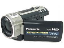 Panasonic パナソニック ビデオカメラ HC-V720M ブラック
