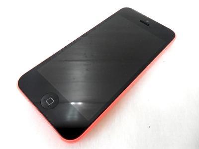 Apple iPhone 5C MF153J/A 32GB Softbank ピンク