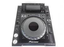 Pioneer パイオニア CDJ-2000nexus  DJ CD マルチプレーヤー ブラック