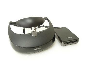 SONY ソニー Personal 3D Viewer HMZ-T3 ヘッドマウント ディスプレイ 3D