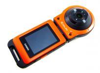 CASIO カシオ EXILIM EX-FR10EO デジタルカメラ オレンジ