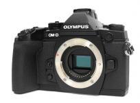 OLYMPUS オリンパス OM-D E-M1 カメラ ミラーレス一眼 ボディ ブラック