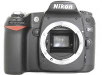 Nikon ニコン D80 カメラ デジタル一眼レフ ボディ