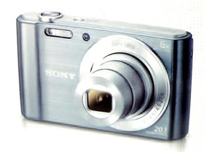 SONY ソニー Cyber-shot DSC-W810 B デジタルカメラ コンデジ ブラック