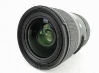 SIGMA シグマ 18-35mm F1.8 DC HSM Nikon ニコン用 カメラレンズ ズーム