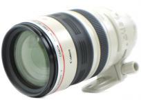 Canon キヤノン EF100-400mm F4.5-5.6L IS USM EF100-400LIS カメラレンズ ズーム