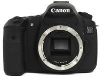 Canon キヤノン EOS 60D デジタル 一眼レフ カメラ ボディ ブラック