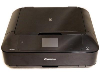 CANON キヤノン PIXUS MG7530BK インクジェットプリンター ブラック