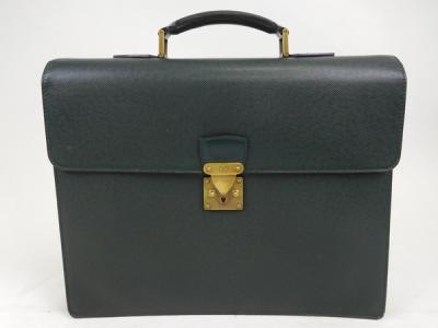 LOUIS VUITTON ルイ ヴィトン セルヴィエット・クラド M30074 ビジネスバッグ タイガ