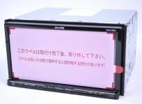 FUJITSU TEN 富士通テン ECLIPSE AVN-Z03i カーナビ メモリーナビ 7型
