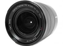 SONY ソニー 交換レンズ Vario-Tessar T* FE 24-70mm F4 ZA OSS SEL2470Z 標準ズームレンズ カメラ 一眼