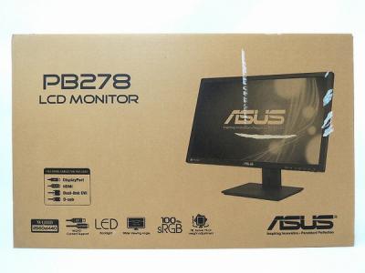ASUS エイスース PB278Q 液晶モニター 27型