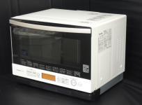 TOSHIBA 東芝 石窯ドーム ER-MD8 過熱水蒸気 オーブン レンジ グランホワイト
