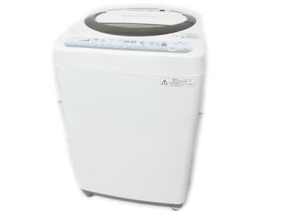 TOSHIBA 東芝 DDインバーター銀河 AW-60DM(W) 洗濯機 6.0kg ピュアホワイト