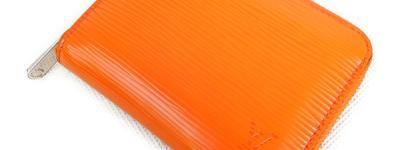 LOUIS VUITTON ルイ ヴィトン ジッピー コインパース M60385 コインケース エピ オレンジ
