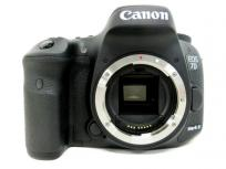 Canon キヤノン 一眼レフ EOS 7D Mark II カメラ デジタル ボディ