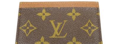 LOUIS VUITTON ルイ ヴィトン ポルトカルトサーンブル カードケース モノグラム
