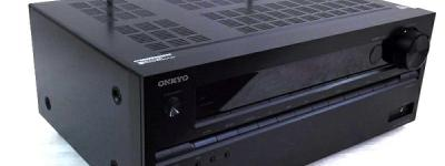 ONKYO オンキョー TX-NR646(B) AVアンプ レシーバー 7.1ch ブラック