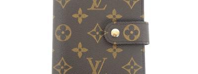 LOUIS VUITTON ルイ・ヴィトン ポルト パピエ ジップ M61207 二つ折り財布 モノグラム