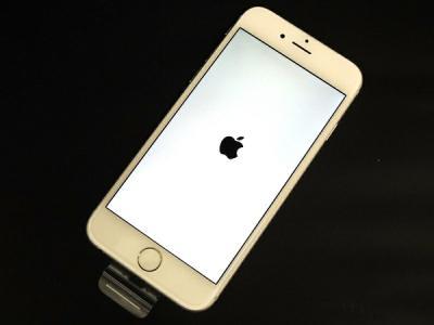 Apple iPhone 6 MG4C2J/A 128GB 4.7型 docomo シルバー