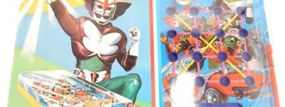 希少!! バンダイ バンザイマーク 超人バロム1 ラッキーボール デッドストック