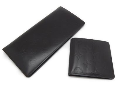 LOUIS VUITTON ルイ・ヴィトン ポルトフォイユ・ドゥーブル M66480 モノグラムグラセ 長財布