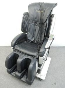 FUJIIRYOKI フジ医療器 CYBER-Relax AS-400V7 マッサージチェア ブラック