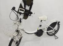 BRIDGESTONE ビリジストン bikke2e BK0C85 電動自転車