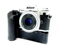 Nikon FM3A シルバー 45mm F2.8 MD-12付 カメラ