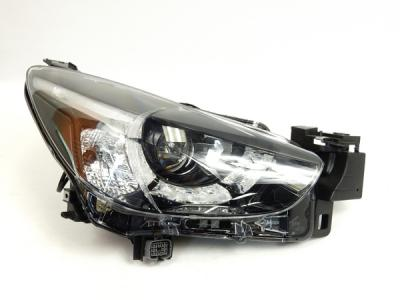 DJ デミオ LED 右 ヘッドライト マツダ カーパーツ
