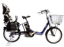 PANASONIC パナソニック BE-ENMA033B 電動アシスト自転車