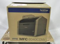brother ブラザー JUSTIO MFC-9340CDW レーザー複合機