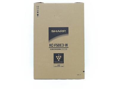 SHARP シャープ KC-F50E3 加湿 空気清浄機 オリジナル ホワイト