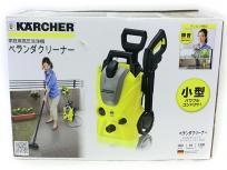 KARCHER ケルヒャー ベランダクリーナー サイレント K2900 PS20 高圧洗浄機 家庭用 西日本地域 (60HZ)