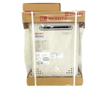NORITZ ノーリツ ecoジョーズ GT-C2452SAWX-2-BL-20A ガス給湯器 都市ガス 24号 RC-D101PE マルチリモコン セット