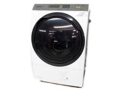Panasonic パナソニック NA-VX7300R-W 洗濯機 ドラム式 10.0kg 右開き クリスタルホワイト