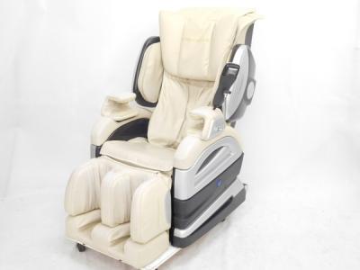 FUJIIRYOKI フジ医療器 CYBER-Relax AS-810 マッサージチェア ソフィアベージュ