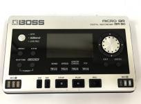 BOSS ボス micro BR BR-80 デジタルレコーダー レシーバー ブラック