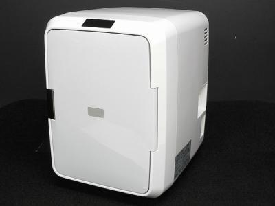 TWINBIRD ツインバード D-CUBE HR-DB08GY ポータブル 冷温庫 グレー