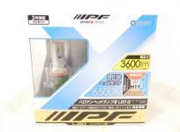 IPF LED ヘッドライト H11 6500K 3600lm 301HLB