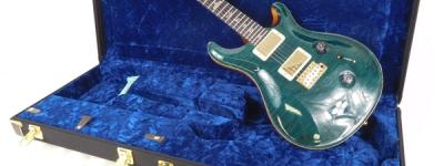ギター PRS Exp 2011 Custom24 Ltd Faded Abalone