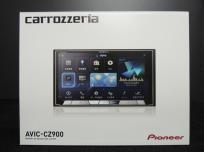 Pioneer 7型 2D ナビ carrozzeria AVIC-CZ900 ナビゲーションシステム