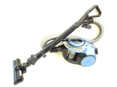 東芝 トルネオ サイクロン 掃除機 VC-J2000Z ロイヤルブルー 生活家電 サイクロン式(紙パック不要) キャニスター型(床置き型)