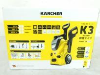 ケルヒャー K3 サイレント ベランダ 高圧洗浄機 掃除用具 高圧洗浄機 本体