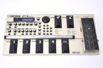 BOSS マルチ エフェクター GT-6 ケース付 エレギ 楽器 ギター周辺機器(アンプ・エフェクター・パーツ) エフェクター(ギター用) マルチエフェクター