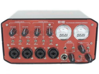 AKAI EIE Professional A102 オーディオ インターフェース