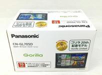 Panasonic GORILLA CN-GL705D 20周年記念モデル SSDナビ 7V型 大画面 カー用品 カーナビ ポータブルナビ パナソニック