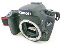 Canon EOS 70D デジタル 一眼レフ カメラ ボディ